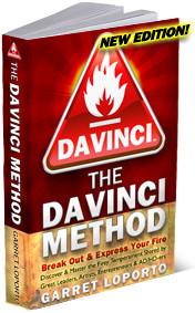 Boek - The davinci-method - Boek dat iedereen met ADD / ADHD gelezen moet hebben!