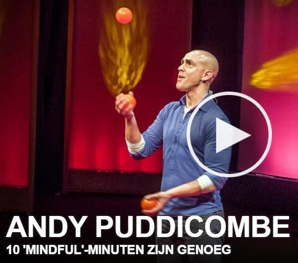Andy Puddicombe: 10 'achtsame' Meditationsminuten reichen