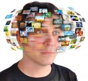 ADD en ADHD en een drukke geest met veel gedachten