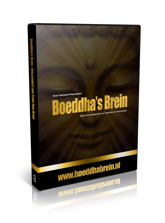 Boeddha Brein CD met Binaural Beats voor een betere concentratie en meer ontspanning