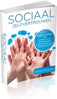 sociaal zelfvertrouwen eboek cover klein Leuke en goede ADD, ADHD en HSP zelfhulpboeken