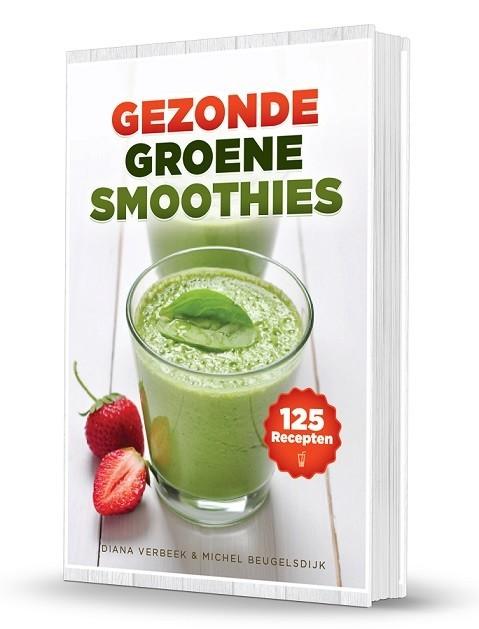125 gezonde groene smoothie recepten van diana verbeek