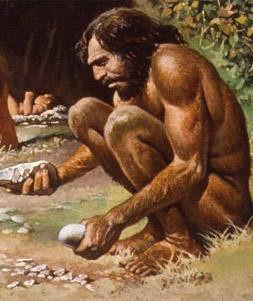 Het 'oerdieet' ofwel Paleodieet, eten als onze voorouders
