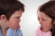 2 kids met kenmerken van ADD en ADHD