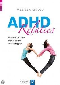 Boek'ADHD relaties'