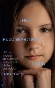 Boek'Het hoog sensitieve kind'