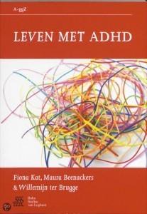 Leven met ADHD 207x300 Leuke en goede ADD, ADHD en HSP zelfhulpboeken