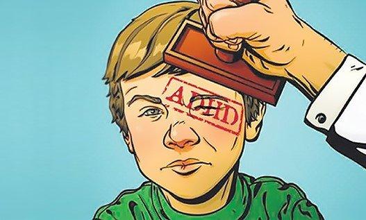 Waarom labelen met de ADD en ADHD stempel