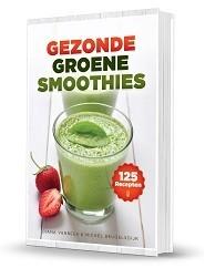 Gezonde groene smoothies 125 recepten e-book