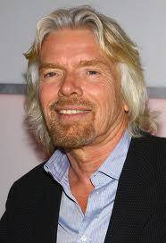 Richard Branson kreeg de diagnose dyslexie en ADHD