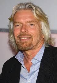 Bei Richard Branson wurde Legasthenie und ADHS diagnostiziert